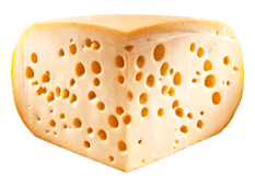 Cheese Export - Emmental