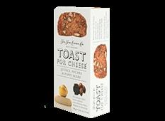 Export Produits d'épicerie fine - Toast Cheese Coing Noix de pecan Graines de pavot